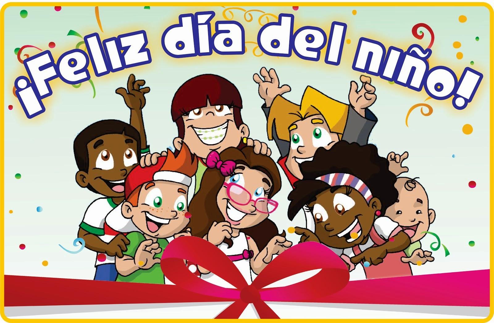 Celebre el Feliz Día del Niño Honduras 2015