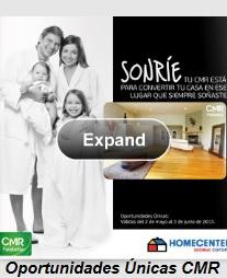 oportunidades CMR homecenter 5-2013