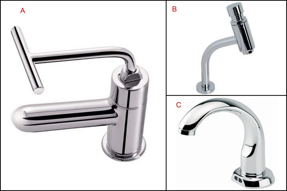 Ambientes Comerciais: acessibilidade #854647 1200x800 Banheiro Cadeirante Abnt