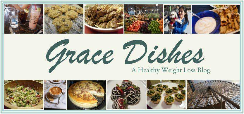Grace Dishes - A Healthy Weight Loss Blog