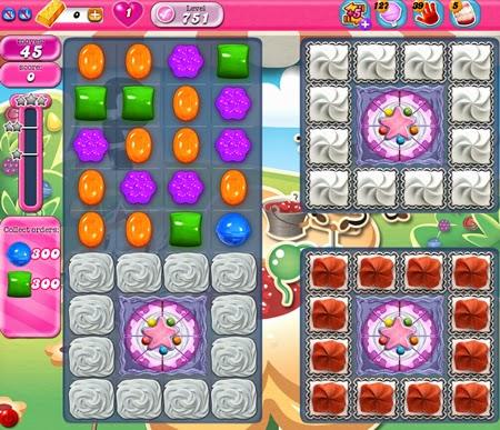 Candy Crush Saga 751