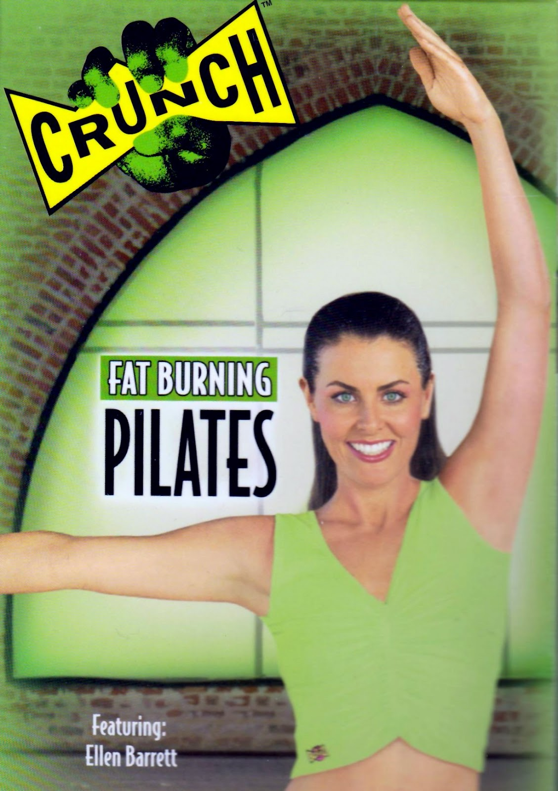 Crunch: Fat-Burning Pilates