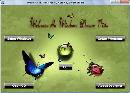 Free Download Windows XP dream vista 2013 v.2.0 Full Version