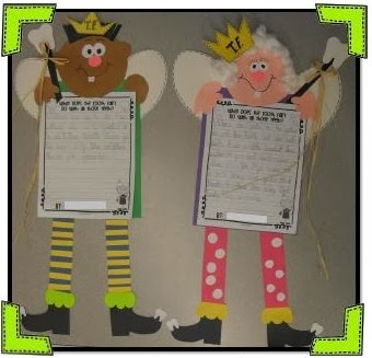 http://www.teacherspayteachers.com/Product/Dental-Health-Fun-Starring-the-Tooth-Fairy-203037
