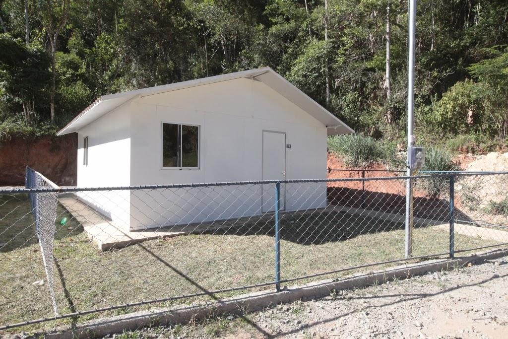 Governo do Rio entrega casas em São José do Vale do Rio Preto-região serrana do rio