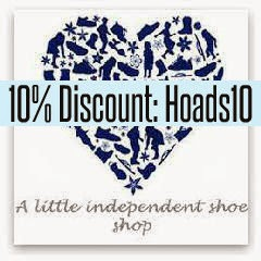 10% off for our lovely readers