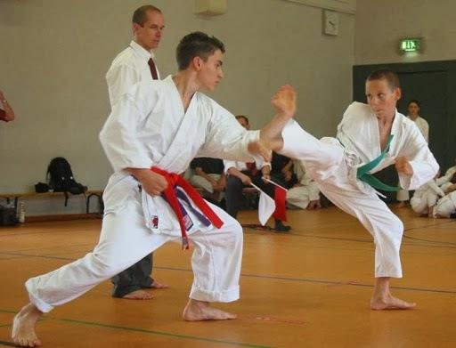 Monday, april 01, 2013 karate , olahraga lain