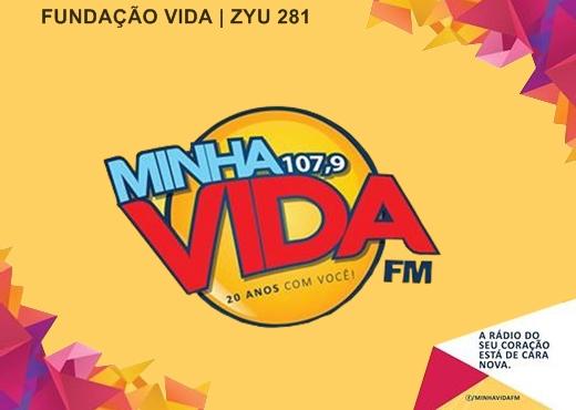 Ouça: MINHA VIDA FM 107,9