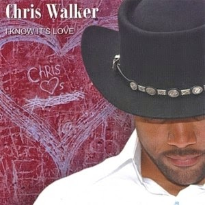 Cover Album of Chris Walker - I Know It's Love