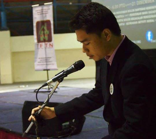 Wira Muda: Muhammad Loqman Bin Karim