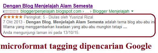 microformat+tagging+di+google