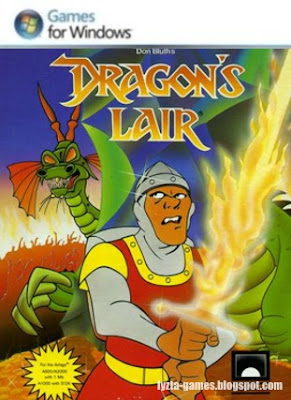 Dragon's Lair PC Cover