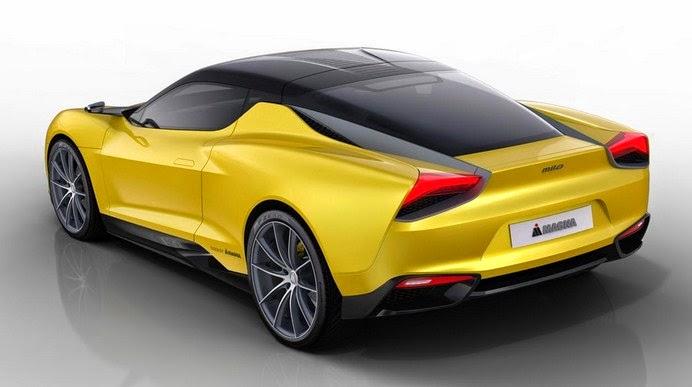 2015 Magna Steyr Mila Plus Hybrid Concept Debuts At Geneva Motor Show