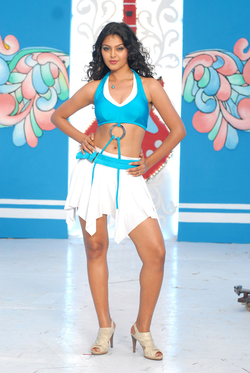 Monal Gajjar from Movie Sudigadu Mix Photo Gallery
