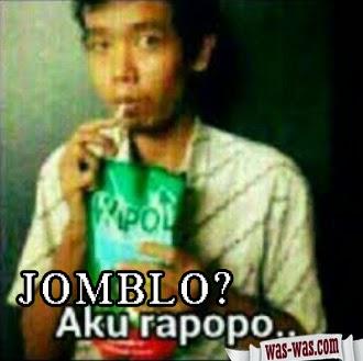 """""""Kumpulan Status JOMBLO Yang Bikin Ngakak"""""""