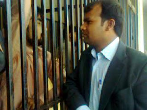 Khuram Shahzad Accused of Blasphemy in Jail With Advocate Sardar Mushtaq M.Gill