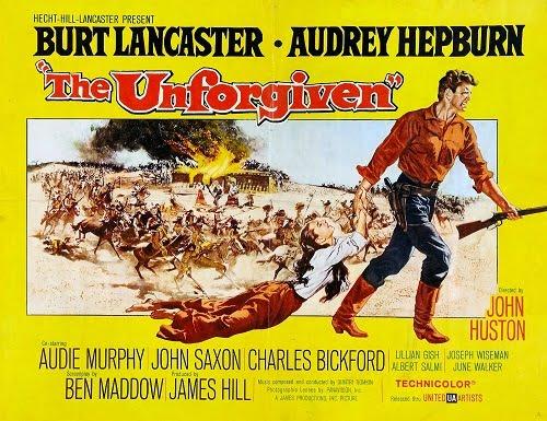 """""""The Unforgiven"""" (1960)"""