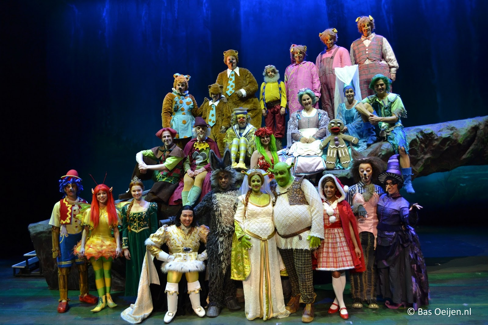 Shrek The Musical Actors Related Keywords & Suggestions ...