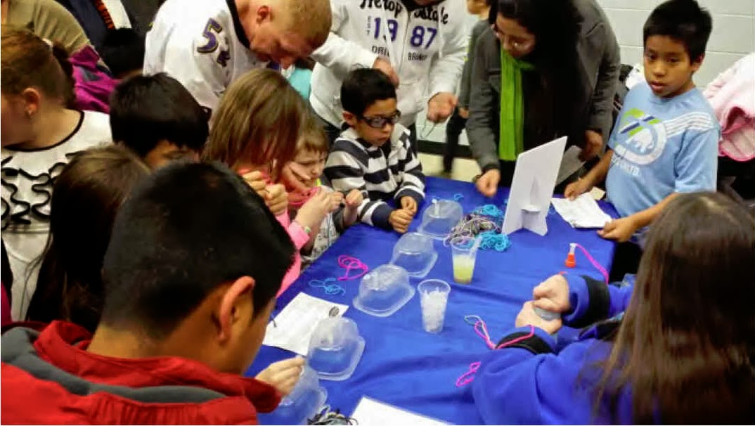 Bcp News Maryland Science Center Family Science Night At Hampstead