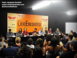 """Debate de """"Eu Receberia as Piores Notícias dos seus Lindos Lábios"""" no Festival do Rio 2011"""