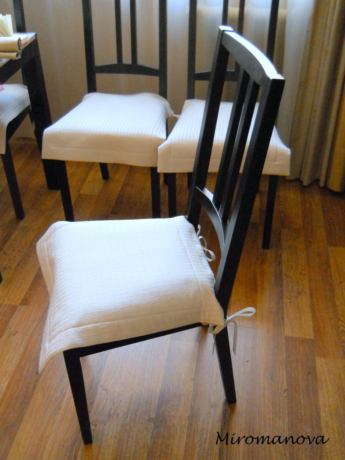 Как сшить чехол на сиденья стула фото 983