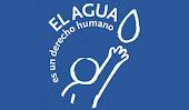 El Agua es un derecho humano  FIRMA