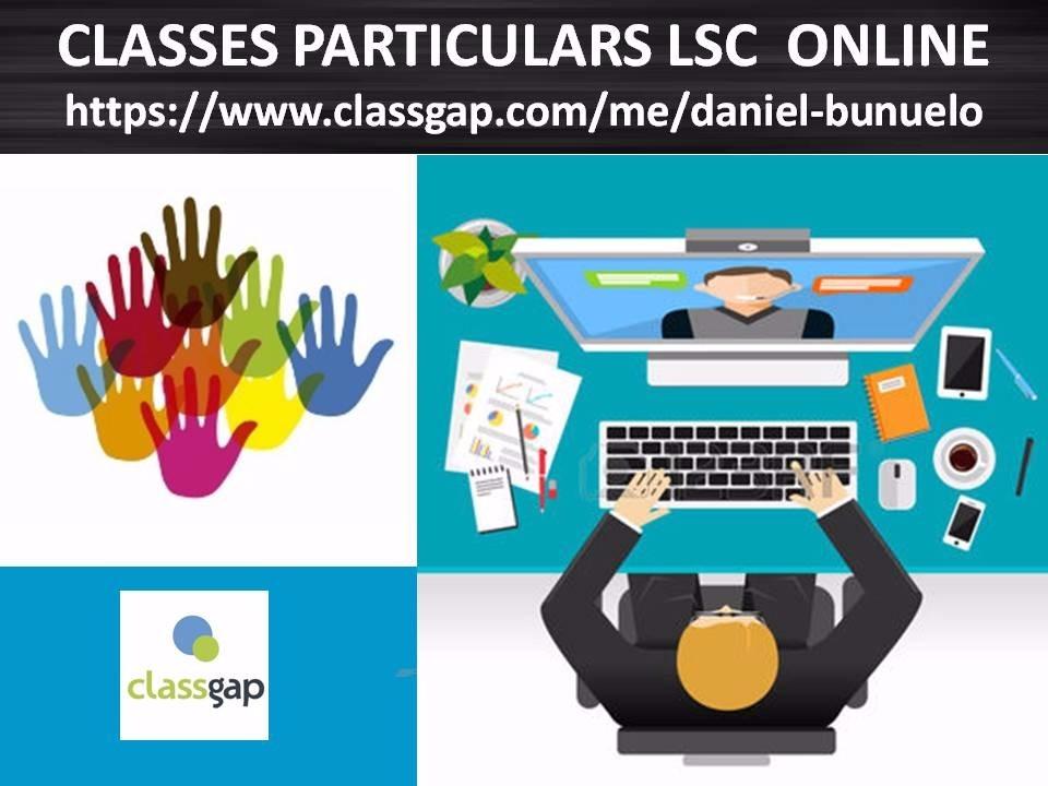 Reforç estudiants i usuaris de LSC