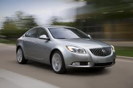 Buick Regal Sport Car