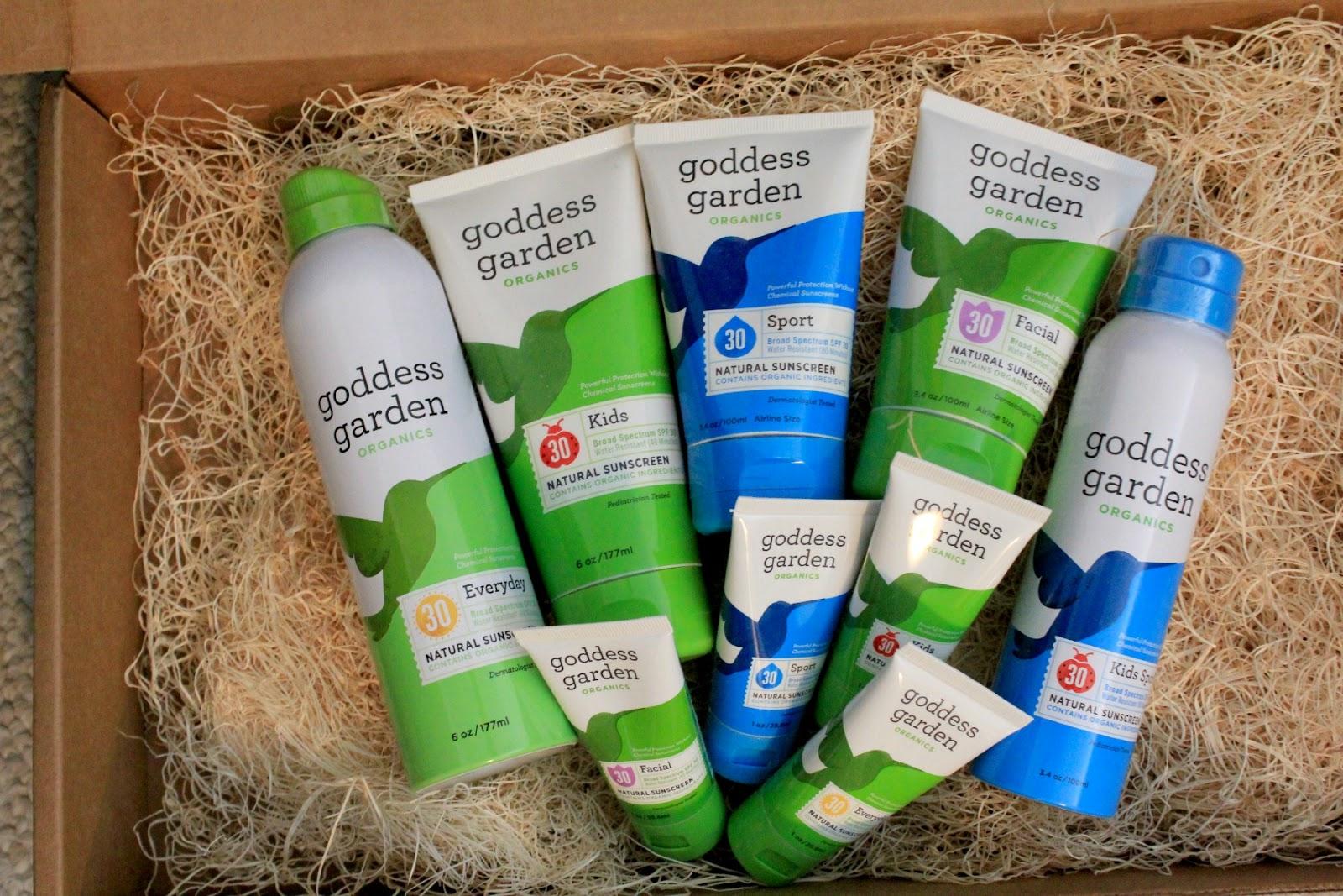 Goddess Garden Organics #GoddessGarden #ad