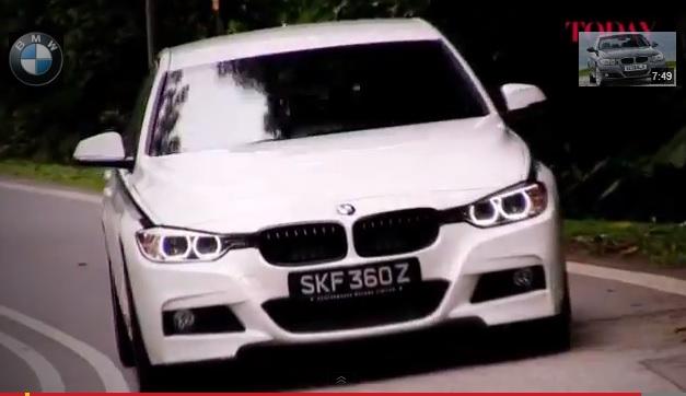 pasaran Malaysia. Varian dimaksudkan ialah BMW 316i. Ia dihasilkan di