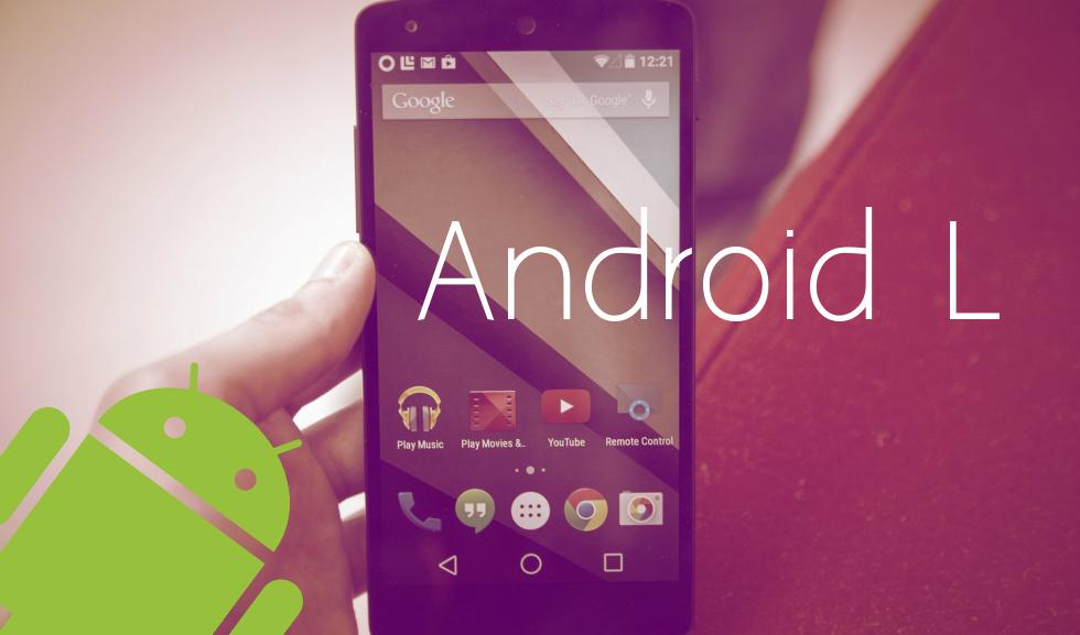 5 hechos interesantes de Android L que tal vez no conocías