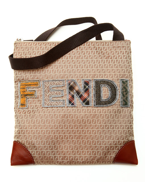 fendi kids sling bag