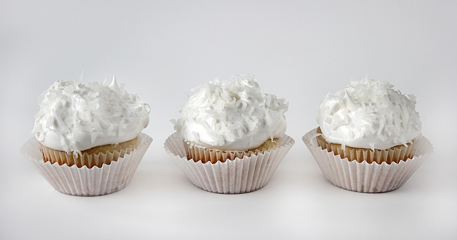 Coconut Cream Pie is one of my favorite desserts. And these cupcakes ...