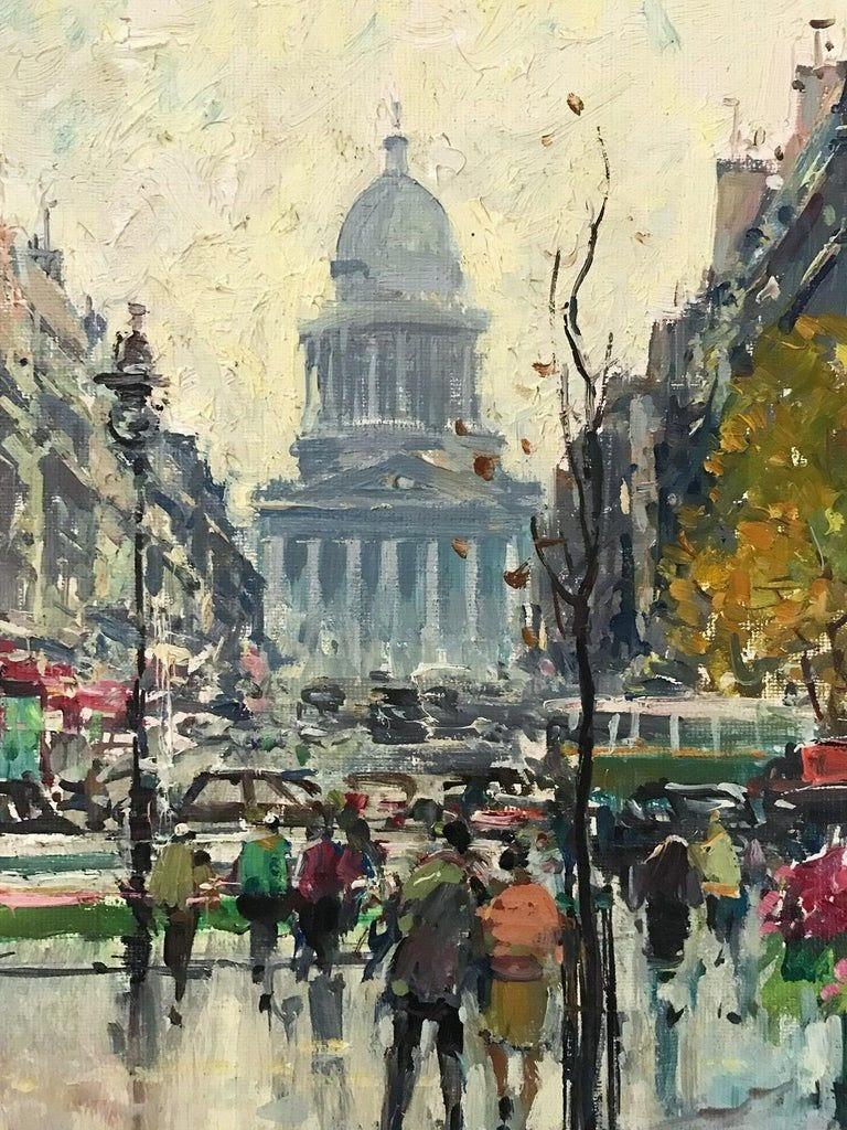 Jean Salabet Cafes et Pantheon