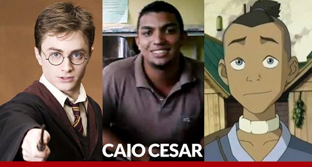 Caio Cesar dublador