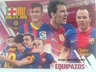 Liga Este 2013-14 Equipazos