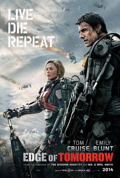 Edge of Tomorrow - 2014 Movie Poster HD