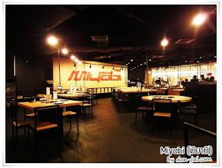 งาน part time, full time/part time ร้านอาหาร Miyabi, part time ร้านอาหาร