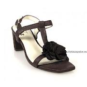 venta online de zapatos de mujer. este verano aprovecha de una gran . (sandalia marronbilbao)