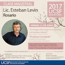 23/06 Clase Magistral #LevinEnRosario