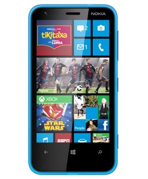 Nokia Lumia 620 Azul