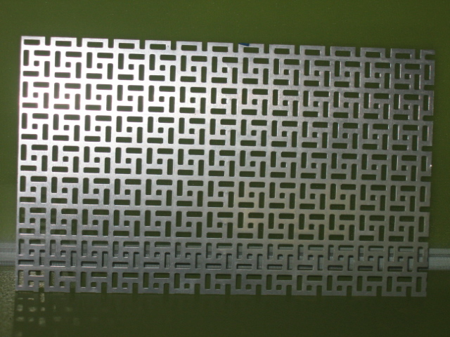 Architectural Perforated Metal Panels : Decorative perforated metal panels