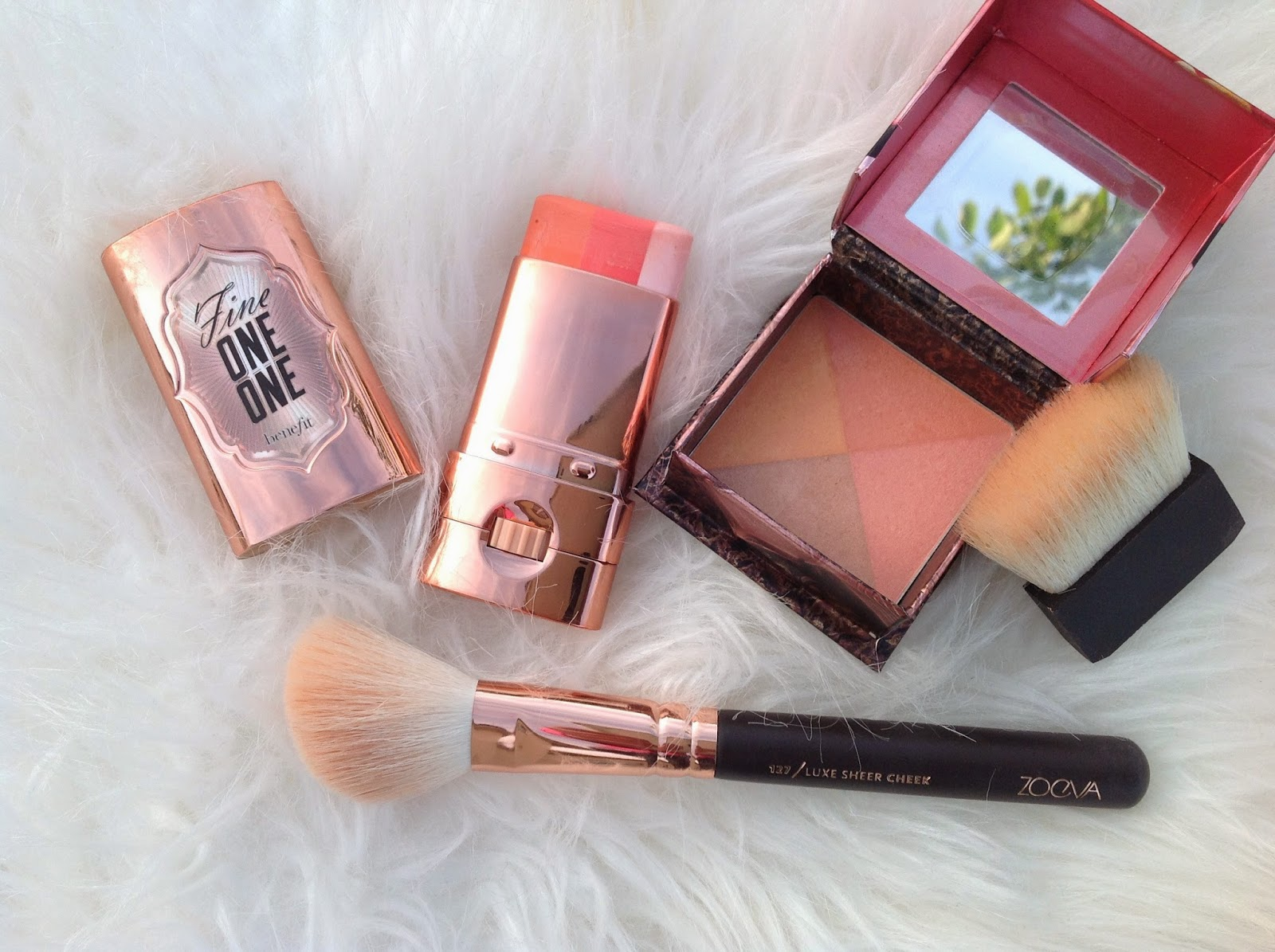 Benefit, Highlighter, Blusher, Review, Makeup, Beauty
