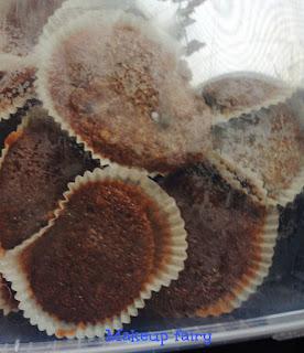ricetta muffins al cioccolato