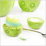 Keramik-Eierbecher