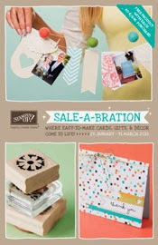 Sale-A-Bration Brochure!