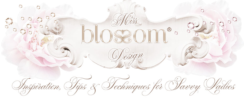 Miss Blossom Design™ Style Inspiration Blog: Graphic, Web, Fashion, Interior and Object Design