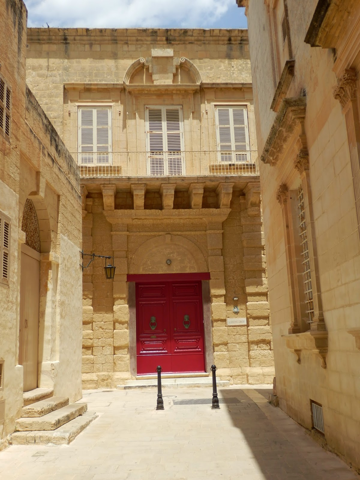 St Dorothy's Convent Mdina Malta