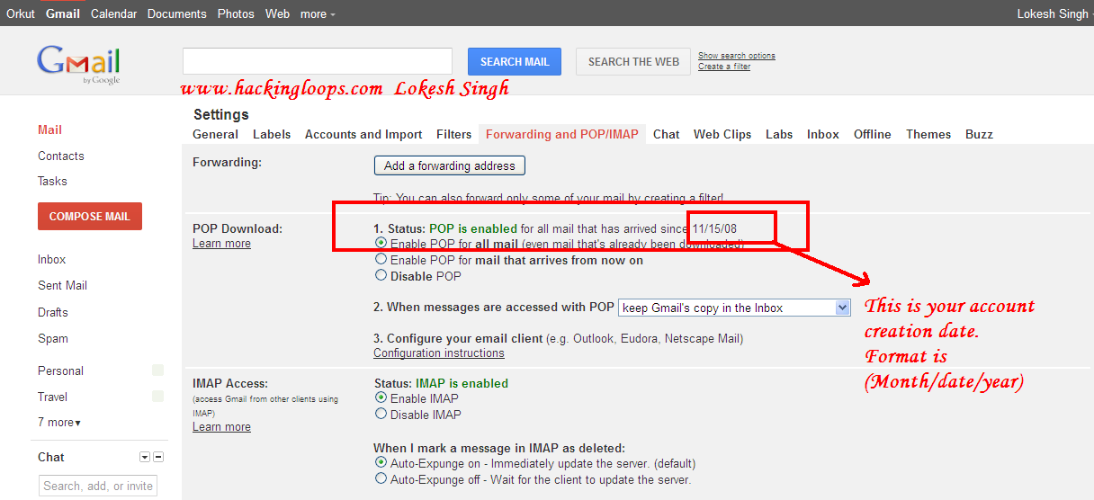 Search gmail by date in Brisbane