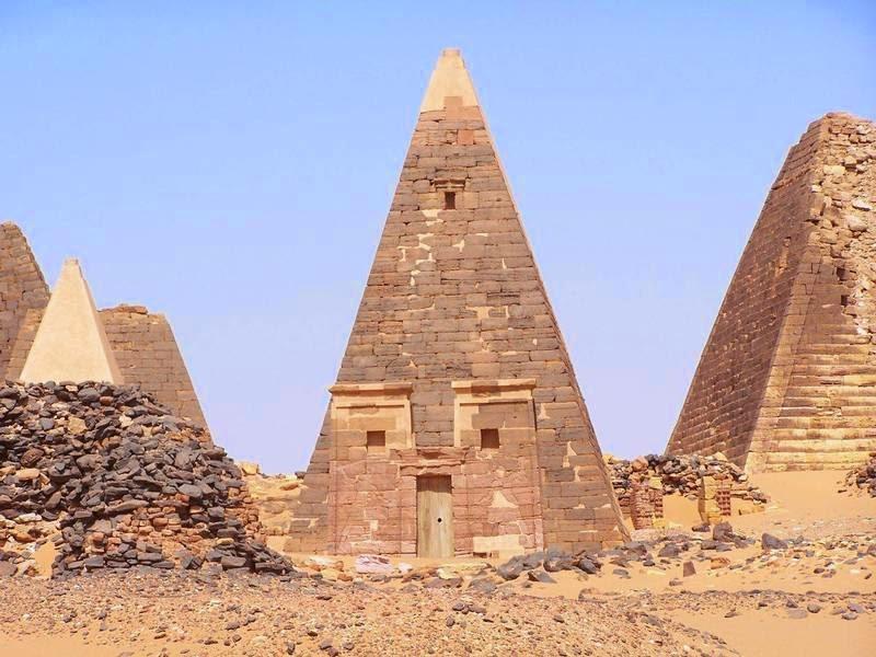 Sudan - worst tourist destination ranked 9th